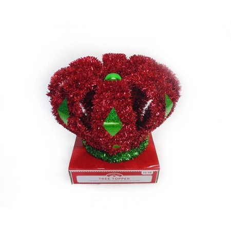 Holiday Time Christmas Decor Tree Topper, 10