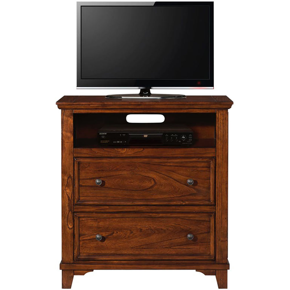 Cambridge Houston 2-Drawer Media Chest