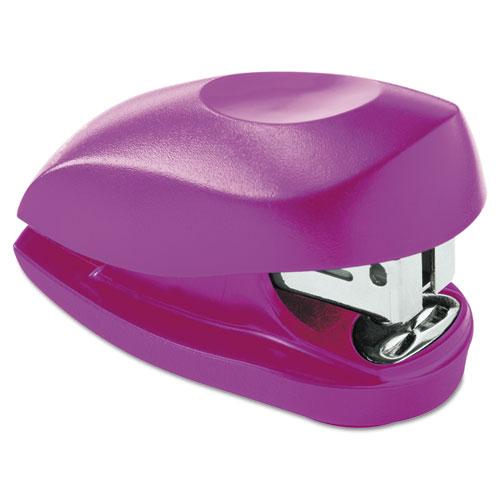 TOT Mini Stapler, 12-Sheet Capacity, Pink
