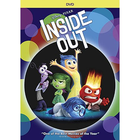 Inside Out (DVD) (Best Dvds Out Right Now)