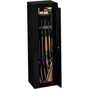 Stack-On GCWB-10-5-DS Sentinel 10 Gun Security Cabinet- Rifle ...