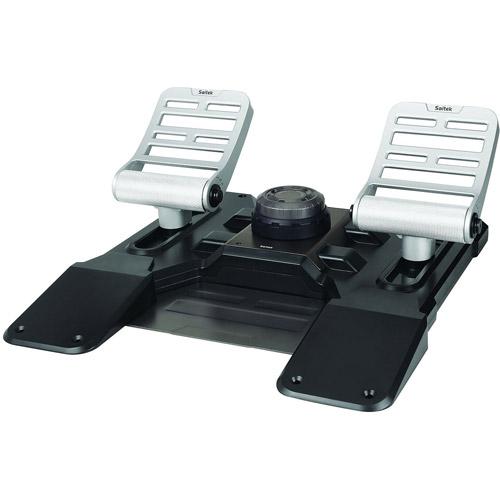 Mad Catz 21165113503B Saitek PRO Flight Combat Rudder Pedals