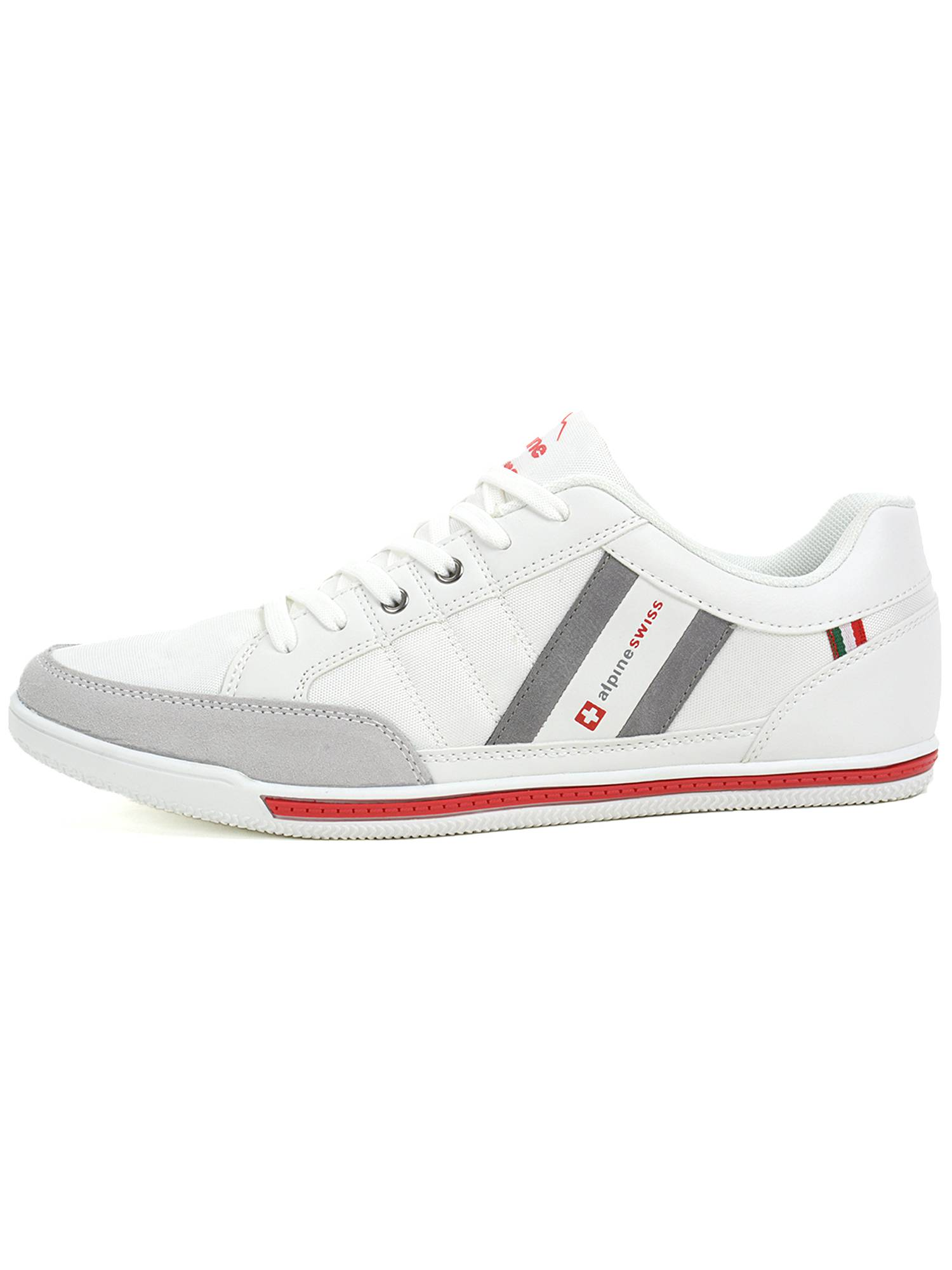 de553e295cd0 alpine swiss - Alpine Swiss Stefan Mens Retro Fashion Sneakers Tennis Shoes  Casual Athletic New - Walmart.com