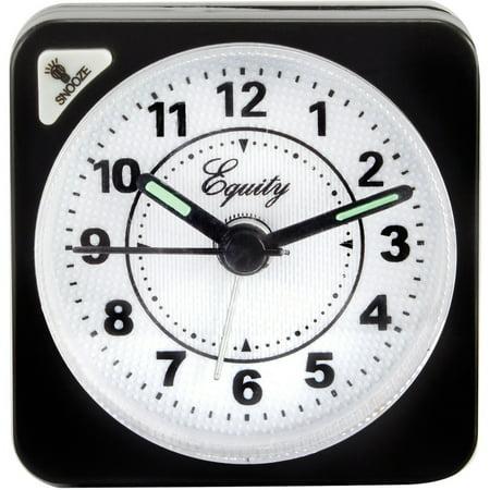La Crosse Technology Equity Quartz Travel Alarm