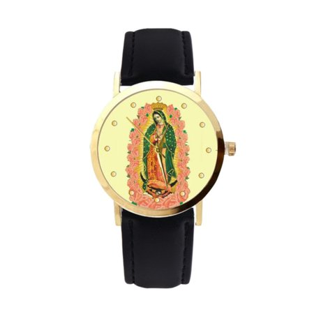 Mother Mary Christian Watch-402