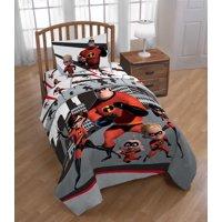 The Incredibles Racing Twin Comforter