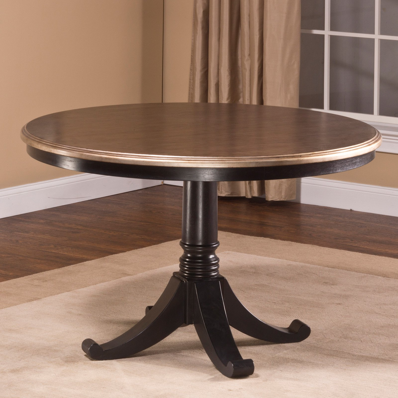 Hillsdale Bennington Pedestal Dining Table by Hillsdale