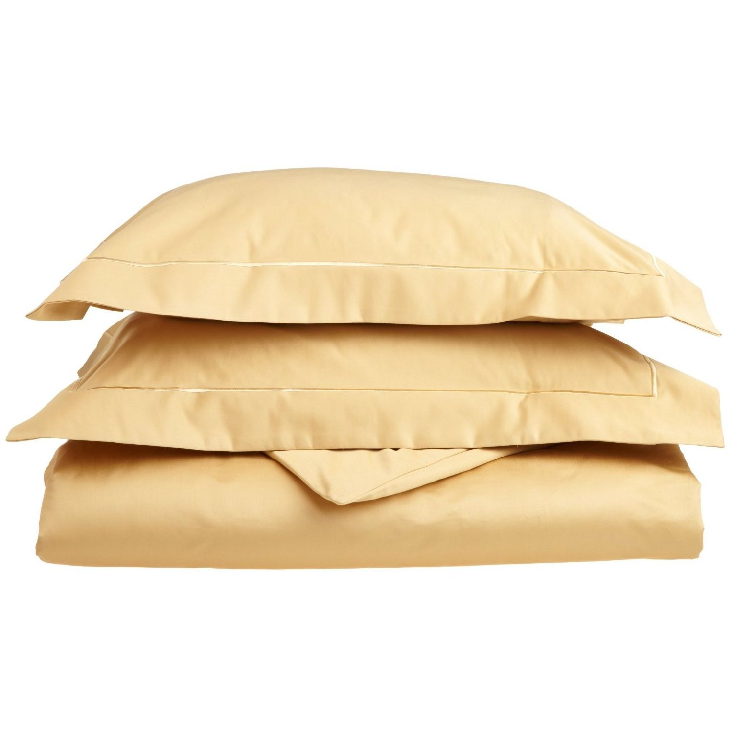 Embroidered Duvet Cover Set With Shams, Long-Staple Cotton, 800-Thread-Count