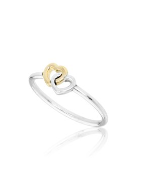 564c19c19 Product Image Heart to Heart Ring sz 54 190927-54