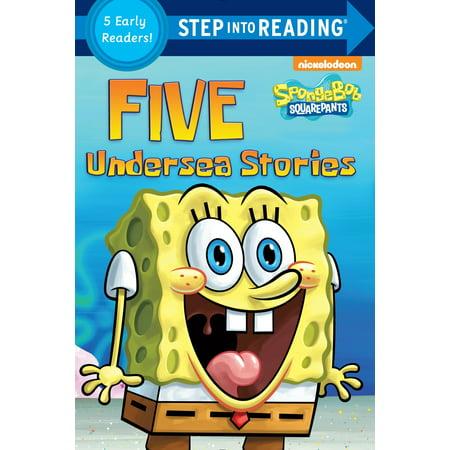Five Undersea Stories (SpongeBob