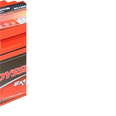 Odyssey Innovative Designs Extreme Series Battery - 1200 PHCA - 550 CCA - 725 MCA - RC Min. 78 PC1200MJT