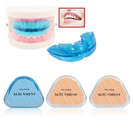 Yosoo Teens Adults Teeth Retainer Dental Health Care Straight Reusable Tooth Braces Trainer ,Teeth Dental Care, Dental Tray - Walmart.com