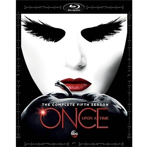 Once Upon A Time: The Complete Fifth Season (Blu-ray) (Widescreen)