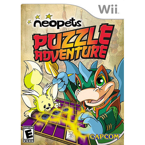 NeoPets: Puzzle Adventure (Wii) - Pre-Owned