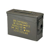 Rothco Used 30 Cal Ammo Can (M19A1)