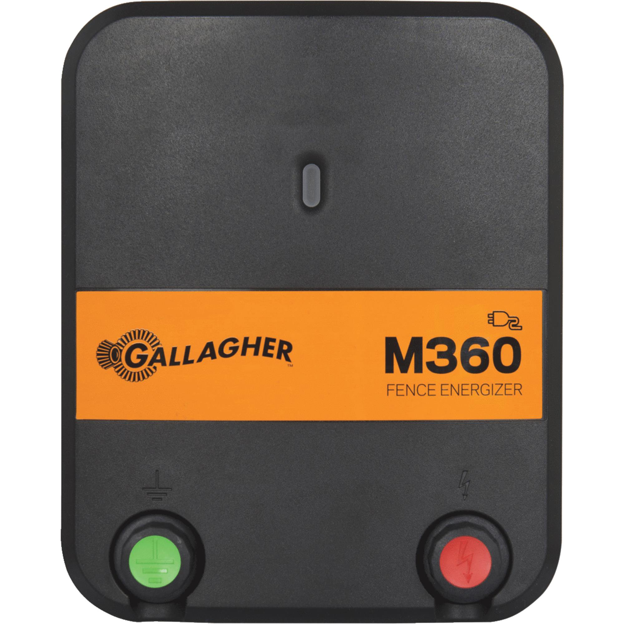 Gallagher 95 Acre Electric Fence Charger