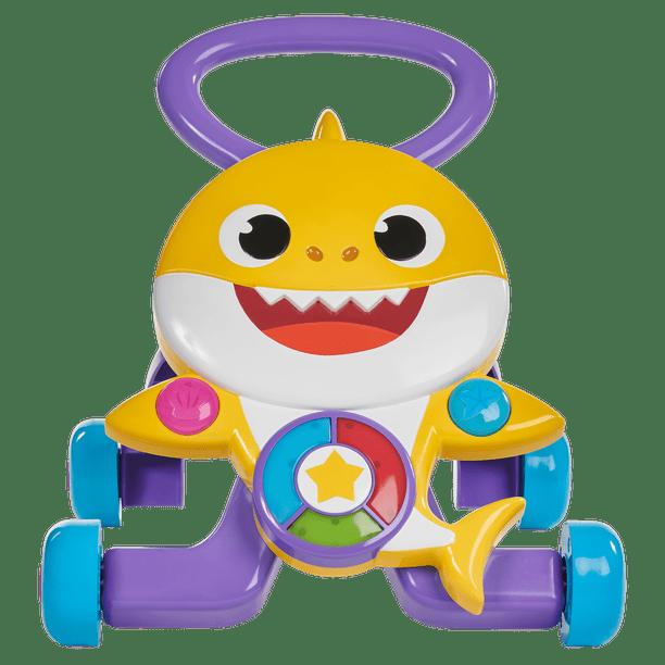 Pinkfong Baby Shark Melody Walker Preschool Toy By Wowwee Walmart Com Walmart Com