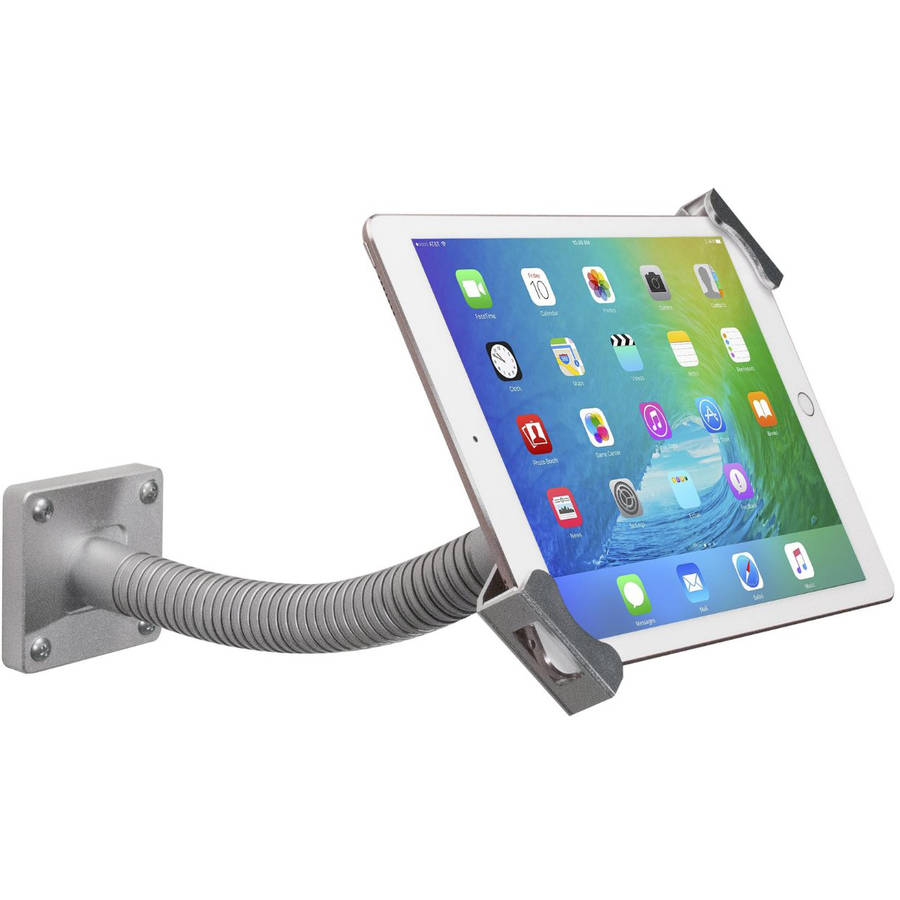 "CTA Digital Security Gooseneck Tabletop and Wall Mount for 7""-13"" Tablets"