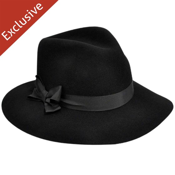 51cc6f79 hats.com - Hats.Com Men Gwen Wide Brim Hat - Walmart.com