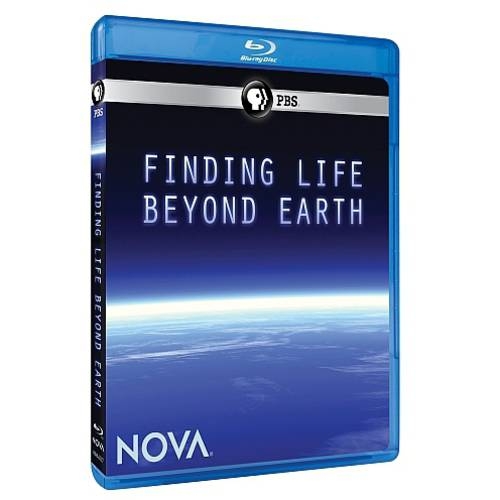 NOVA: Finding Life Beyond Earth (Blu-ray)