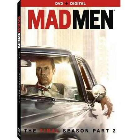 Mad Men  The Final Season Part 2  Dvd   Digital Copy