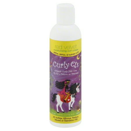 Curls Curly Qs  Curl Cream, 8 oz