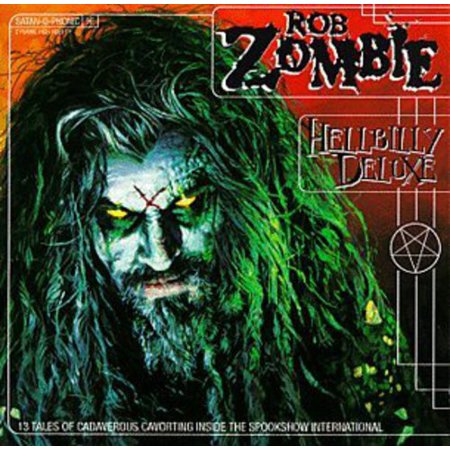 Hellbilly Deluxe (CD) - Rob Zombie's Halloween Trailer