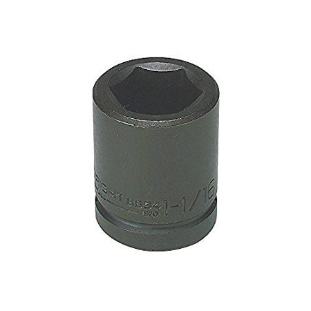 WRIGHT TOOL 6818 3 4 Dr 9 16 Size SAE Impact Socket 6 Pts