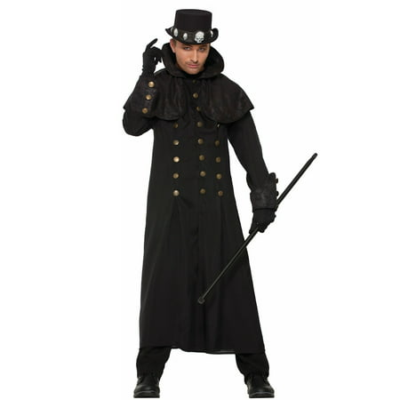 Warlock Coat - Adult Costume Accessory - Mens Warlock Costume