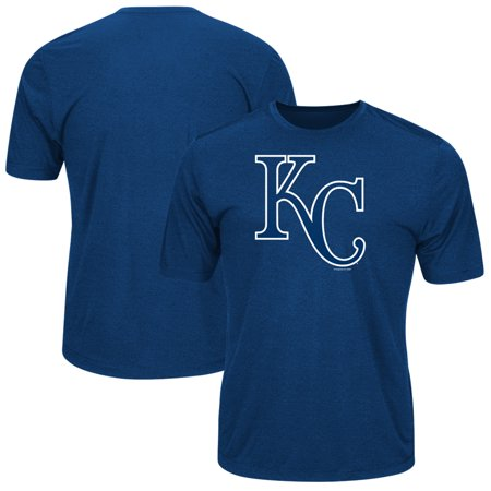 Men's Majestic Royal Kansas City Royals Big & Tall Statement Logo T-Shirt](Halloween City Logo)