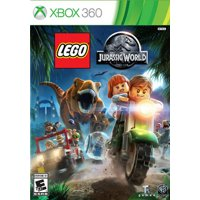 LEGO Jurassic World, Warner Bros, Xbox 360, 883929472710