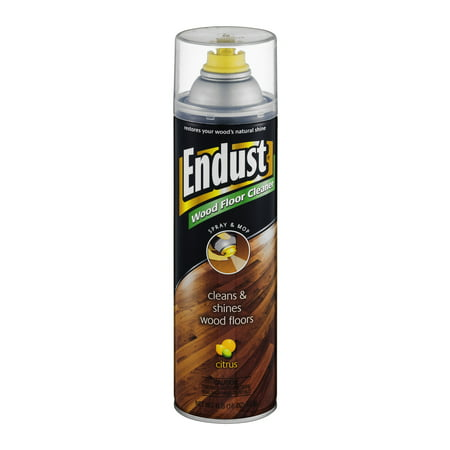 Endust Citrus Wood Floor Cleaner 16 Oz Walmart