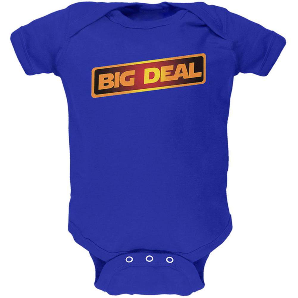 Resistance Big Deal Soft Baby One Piece