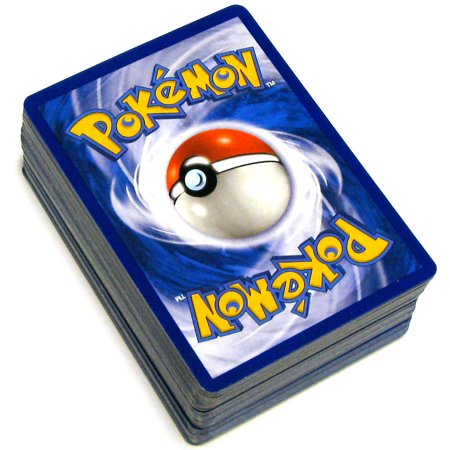 - Pokemon Assorted Lot of 50 Single Cards [Any Series]