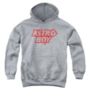 Astro Boy Logo Big Boys Pullover Hoodie