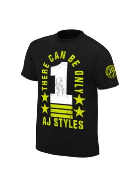 a97ffadf8ad08 Product Image Official WWE Authentic AJ Styles