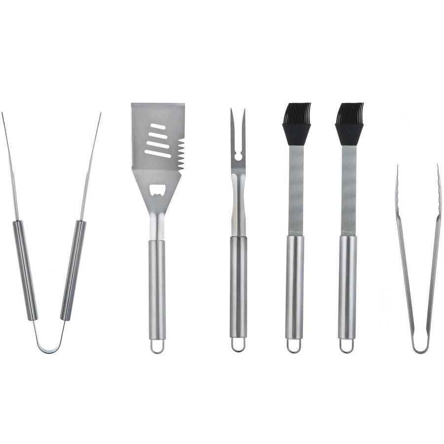 7pc BBQ Tool Set by CY TOP LIMITED
