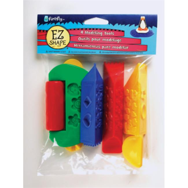 Sculpey Ndc37 Ez Shape 4Pc Modeling Tool Kit