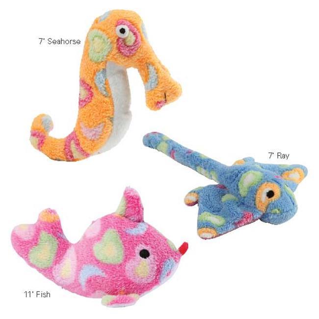 Zanies ZA1199 19 75 Zanies Sea Charmer Stingray Pink