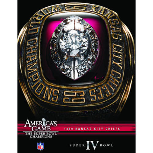 NFL America's Game: 1969 Chiefs (Super Bowl Iv) ( (DVD)) by Allied Vaughn