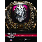 NFL America's Game: 1969 Chiefs (Super Bowl Iv) by