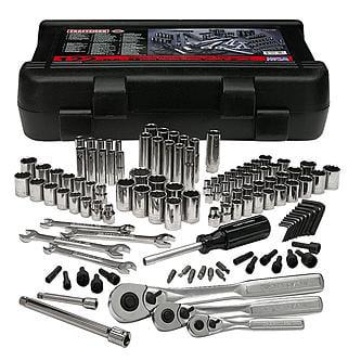 Auto Drive 122 Pcs Tool Set
