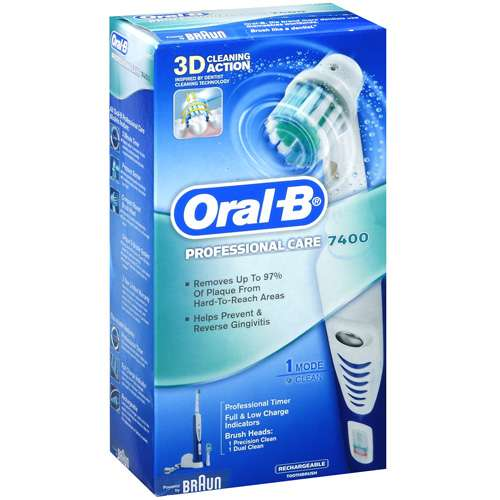 Oralb Profes C Are Oral B Electric Pc7400