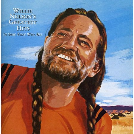 - Willie Nelson's Greatest Hits & Some That Will Be (CD) (Remaster)