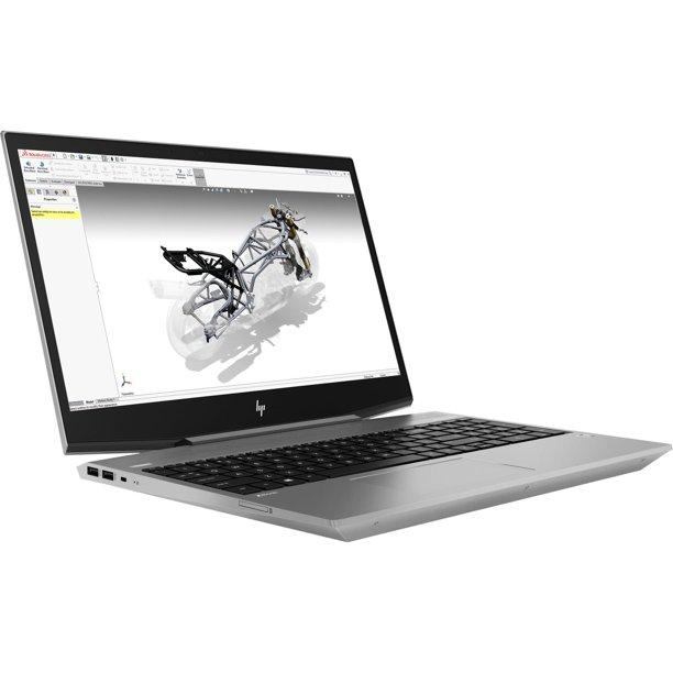 "HP ZBook 15v G5 15.6"" LCD Mobile Workstation - Intel Core i7 (8th Gen) i7-8850H Hexa-core (6 Core) 2.6GHz - 16GB DDR4 SDRAM - 512GB SSD - Windows 10 Pro"