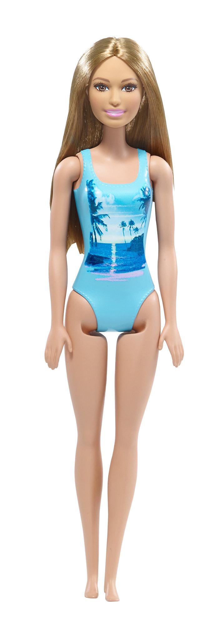 Barbie Beach Summer Doll by Mattel