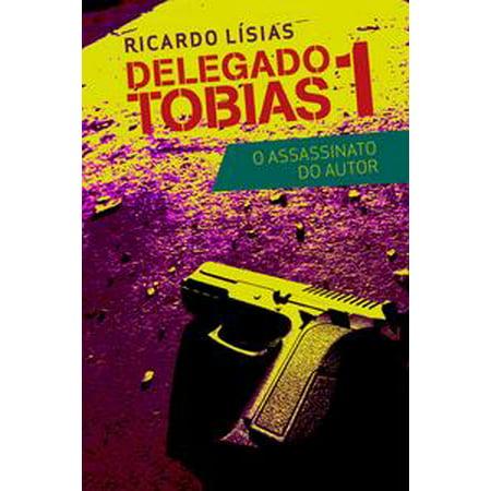 Delegado Tobias 1 - eBook](Tobias Halloween)