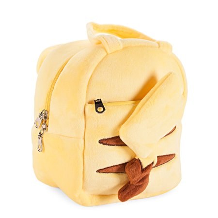 Pokemon Pikachu Character Plush Bag
