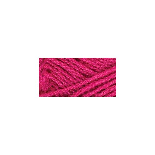 Red Heart LusterSheen Yarn-Hot Pink