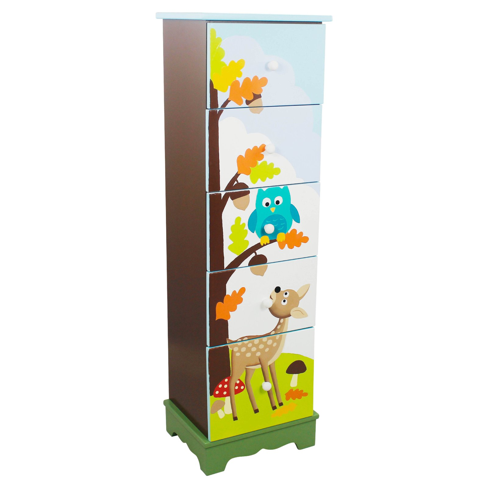Fantasy Fields Enchanted Woodland 5-Drawer Cabinet